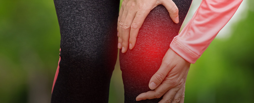 Joint pain. How do we stop it?