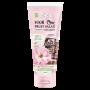 Шампоан за коса с розова вода, тъмен шоколад и йогурт