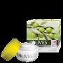Дневен крем Хиалурон Актив Olives за нормална кожа