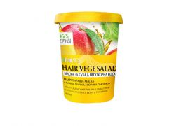 Натурална маска за коса с манго и салата